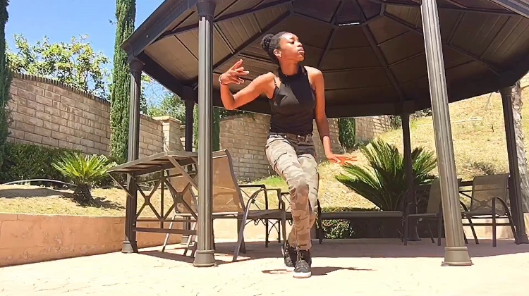 Dance to your song in a video