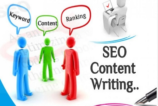 write SEO article for your website or blog