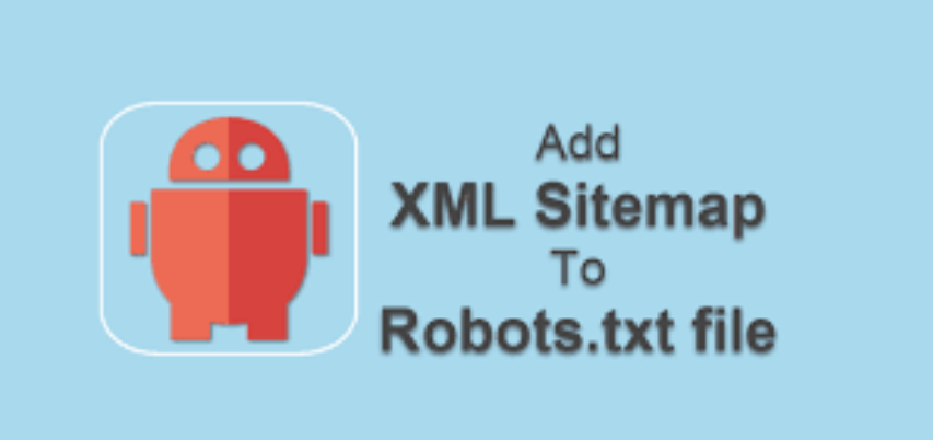 create robots file and sitemap for your