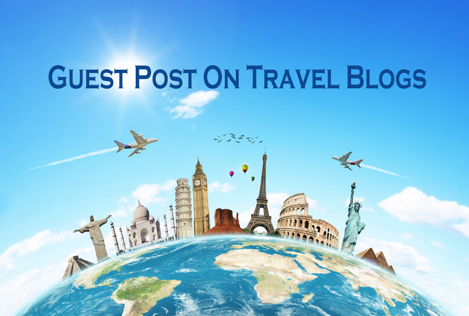Write A Guest Post On Travel Niche Travelblog. org DA 76
