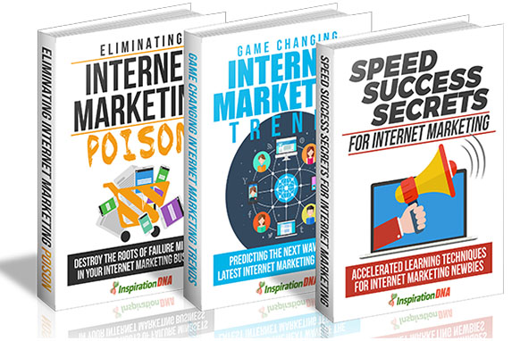 Collection of 9 Internet Marketing Ebooks