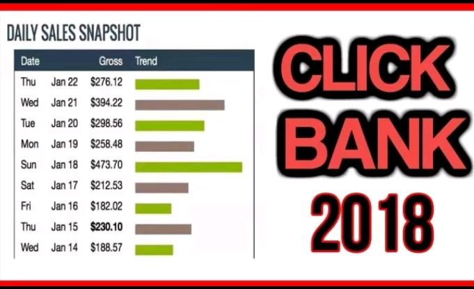 Clickbank autopilot $4000 per month