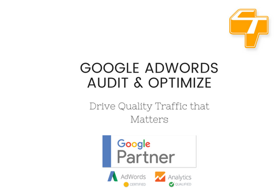 Audit & Optimize AdWords Search Campaign s