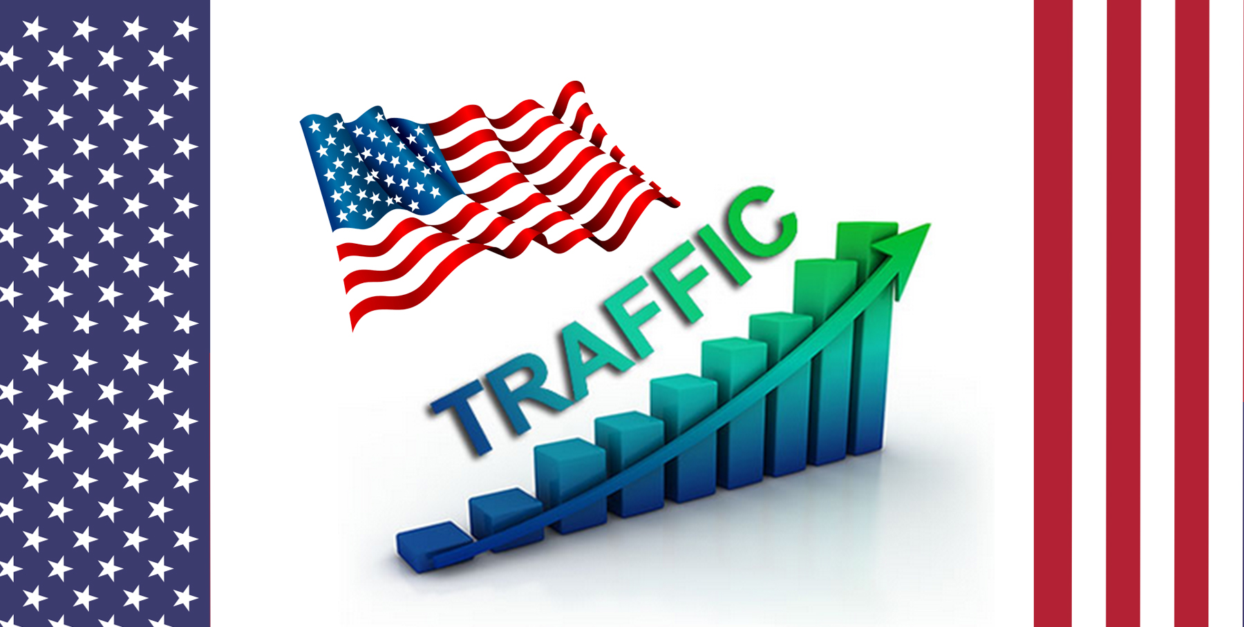 Real USA 3000 Visitors/Traffic, for three days, 1000 per day