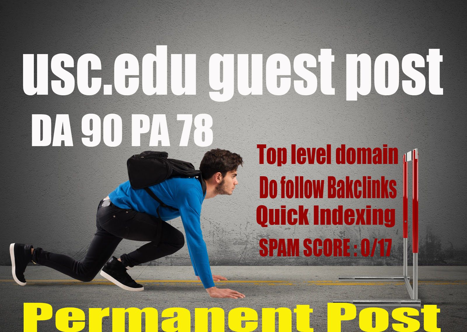 Guest Post on Usc.edu