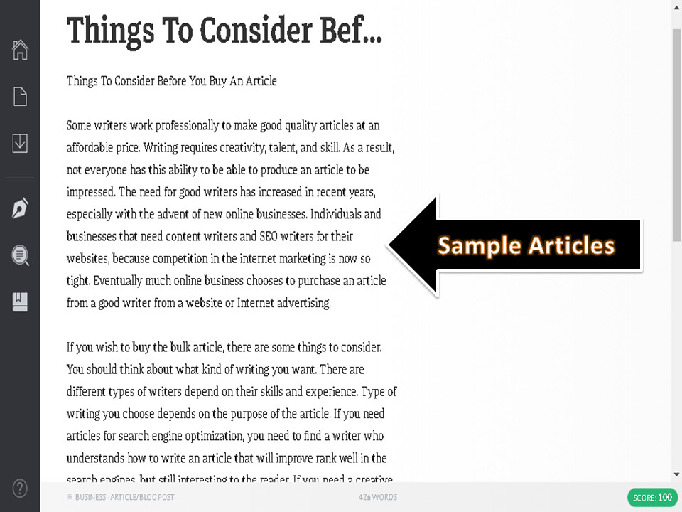 Do Content Writing, SEO Article Writing, Blog Writing