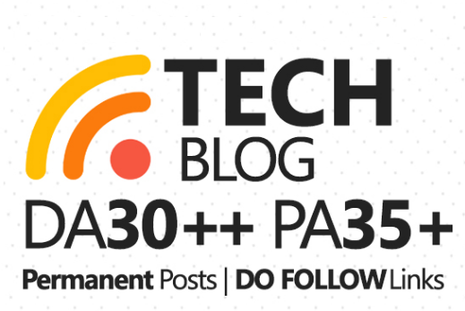 Submit Guest Post On Technology Blog for $10 - SEOClerks
