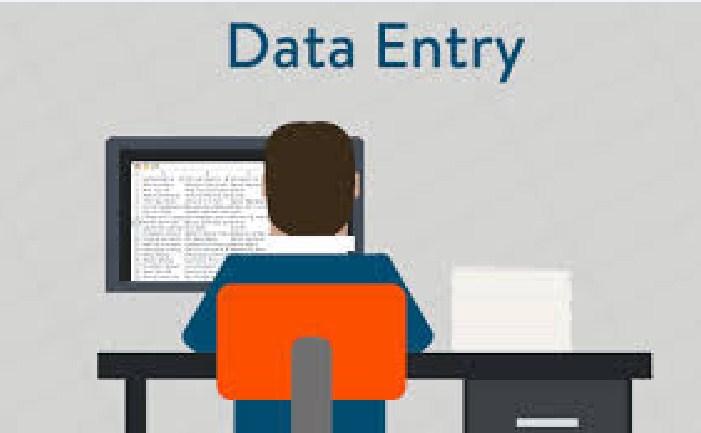do 2 hours data entry