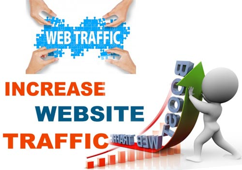 Unlimited Website Traffic For 7 Days +3 Days FREE OFFER