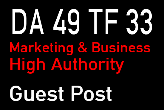 Guest Post On My Real Da49 Tf36 Marketing & Business Blog Not Private Blog Network & PBN