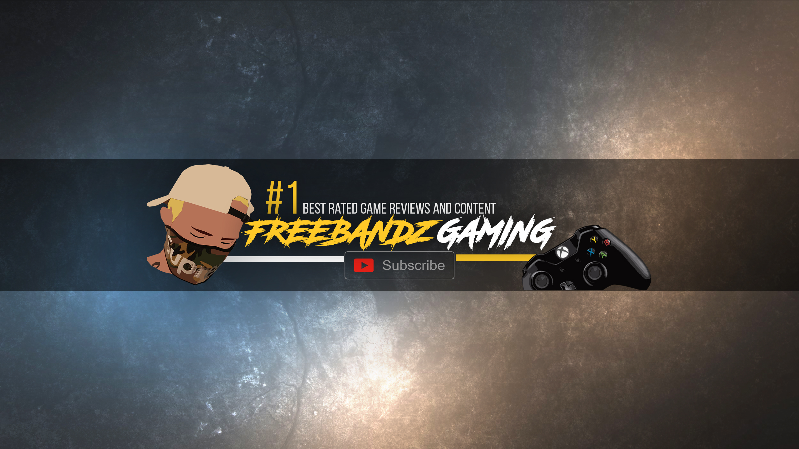 Youtube Custom Banner