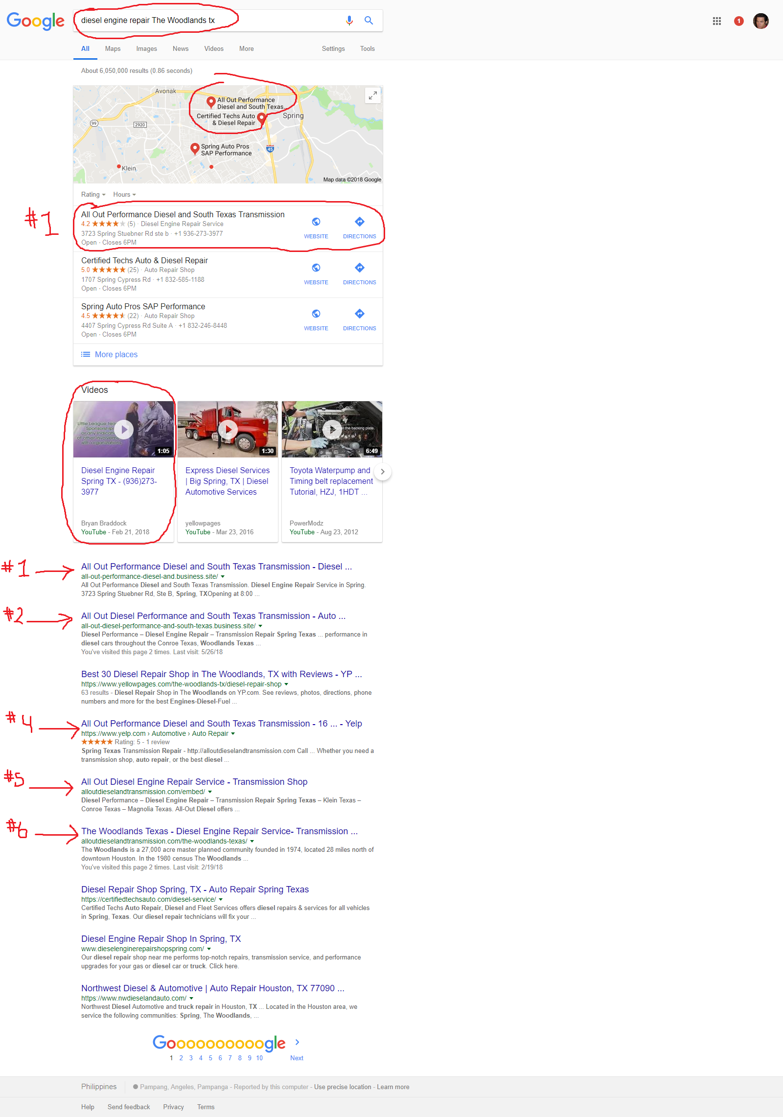 White Label - Local SEO Google 3 Pack Ranking