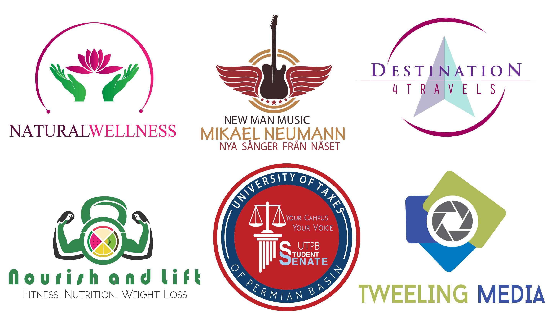 I am a professional logo designer