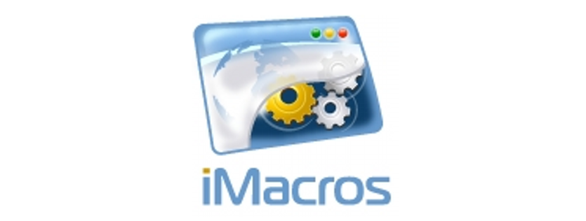 Create any iMacros script