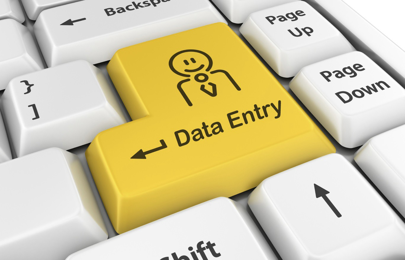 do data entry faster with accuracy if you provide me job