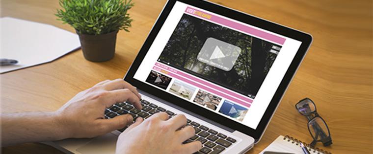 Create Video Reel Of Your Work