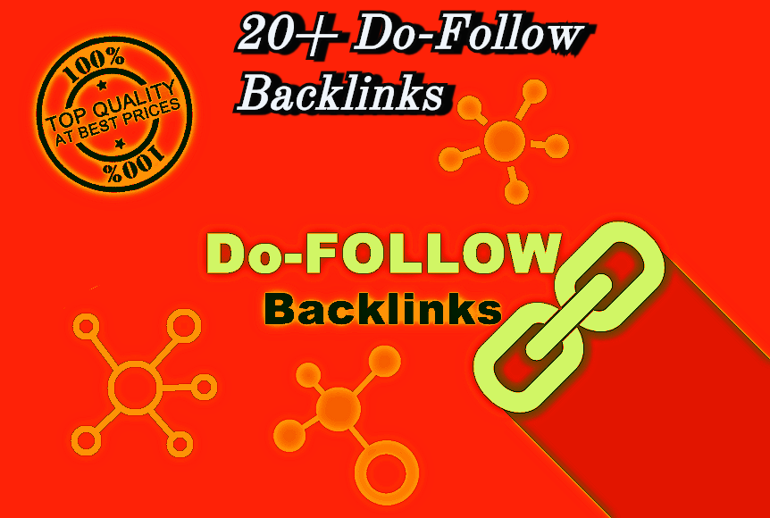 Get 20+Dofollow Backlinks For Your Sites