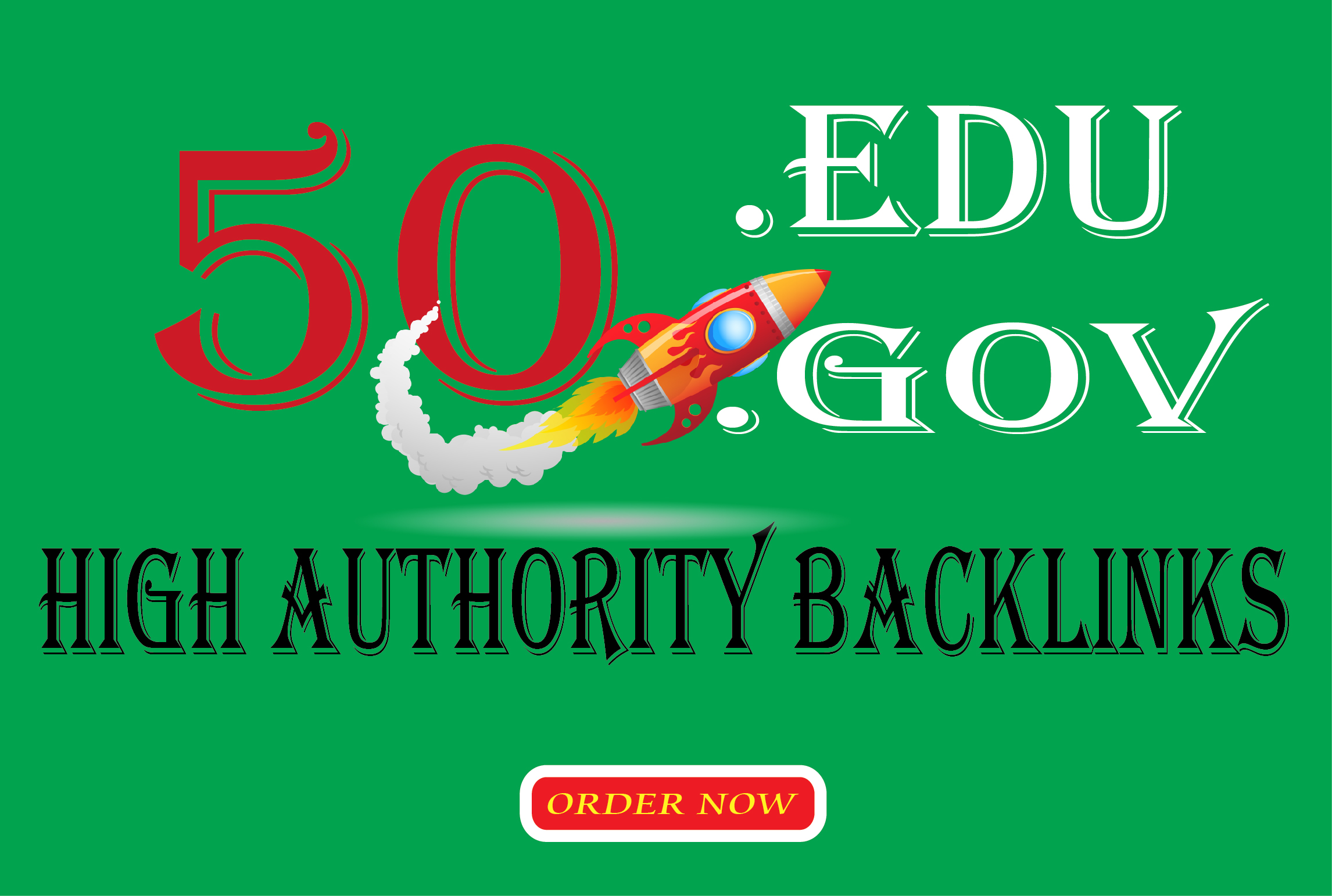 Create 50 USA Edus Govs Do Follow Powerful SEO Backlinks