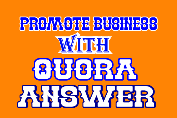 Promote Your Business Quora Answer Backlinks