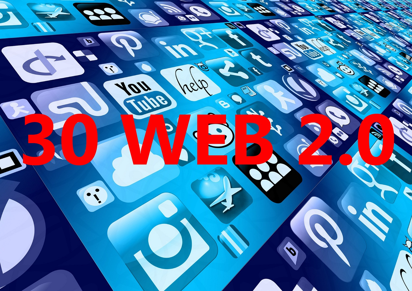 Create 30 web 2.0 to help your in ranking on google