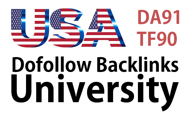 Get USA Dofollow Backlinks from Illinois. edu,  DA91,  TF,  90
