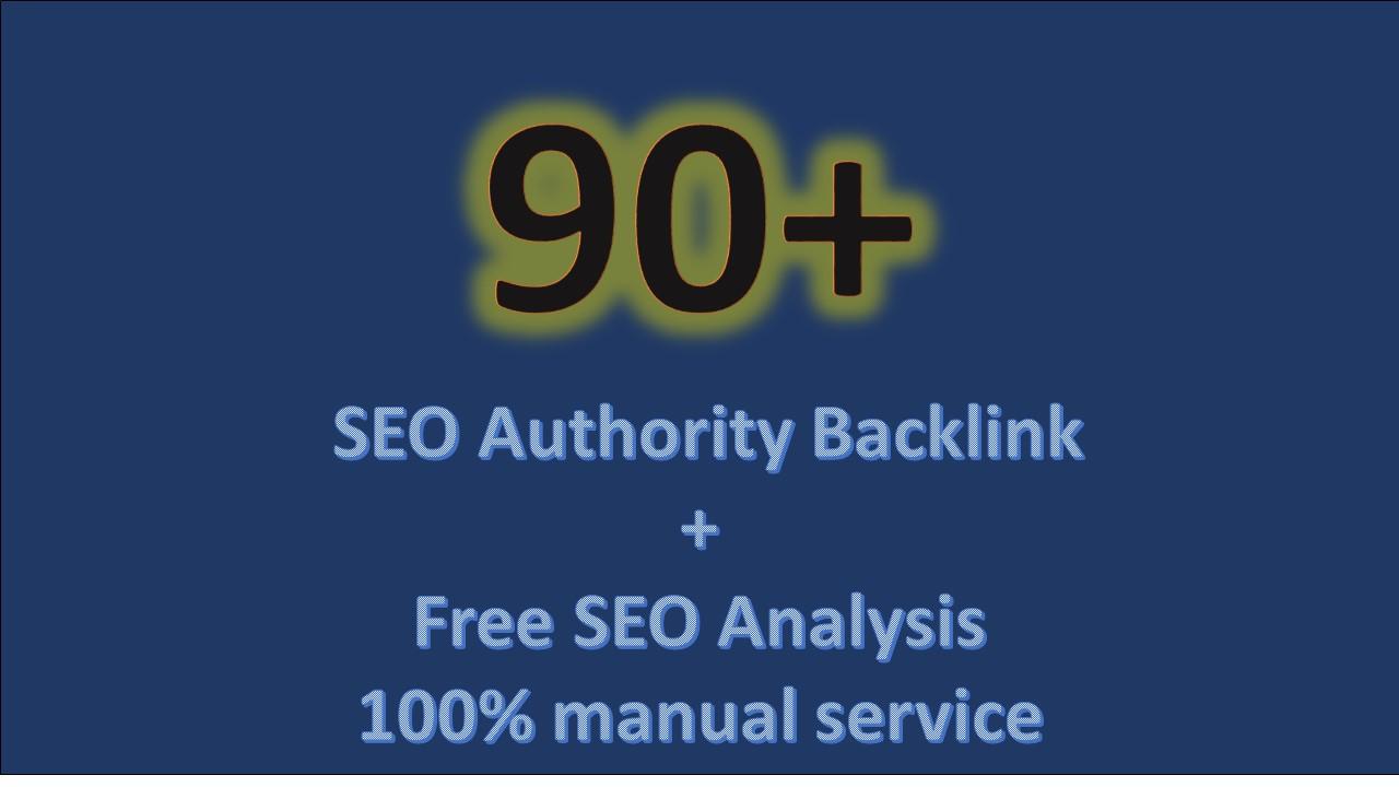 Build High Quality Backlinks Da90 Pa90 And More
