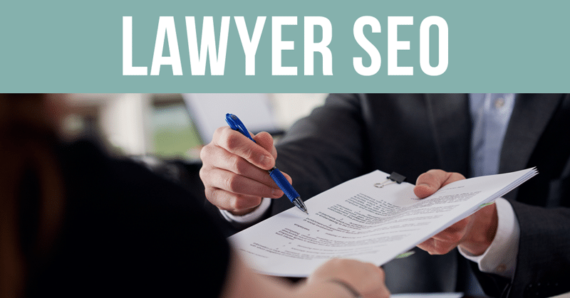 SEO Service for Lawyers & Legal Websites