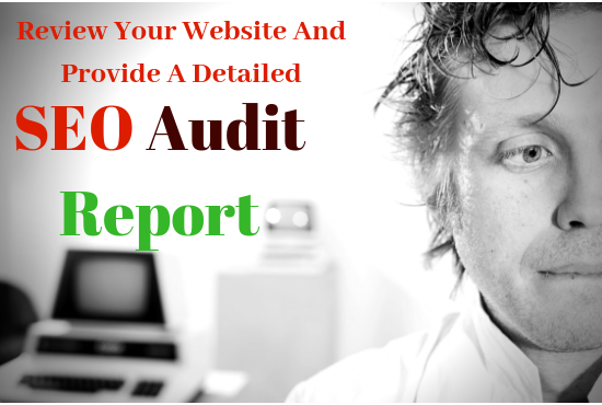 do Advance SEO Audit of Your Site