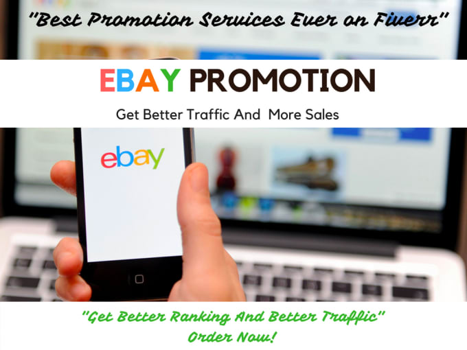 Ebay Promotion To Increase Ebay Traffic And Sales