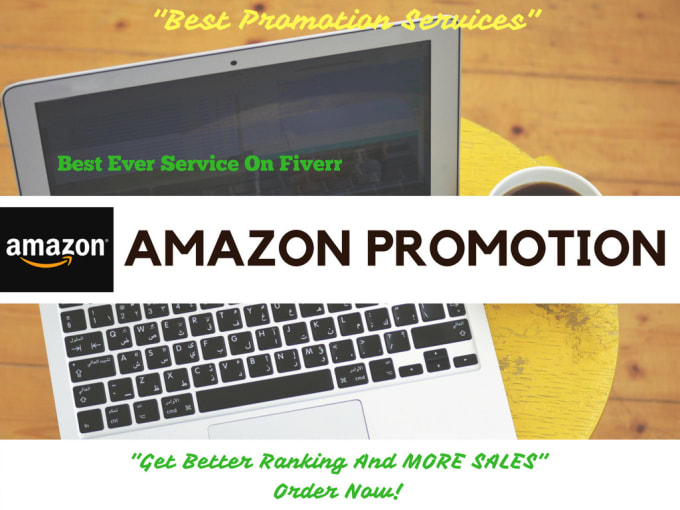 Promote Your Amazon Store And Amazon Products
