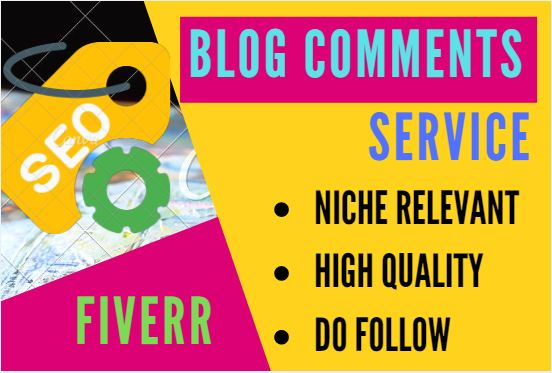 Get High Quality Niche Relevant 10 Blog Comments