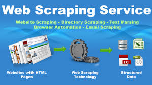 Scraping Limitation website