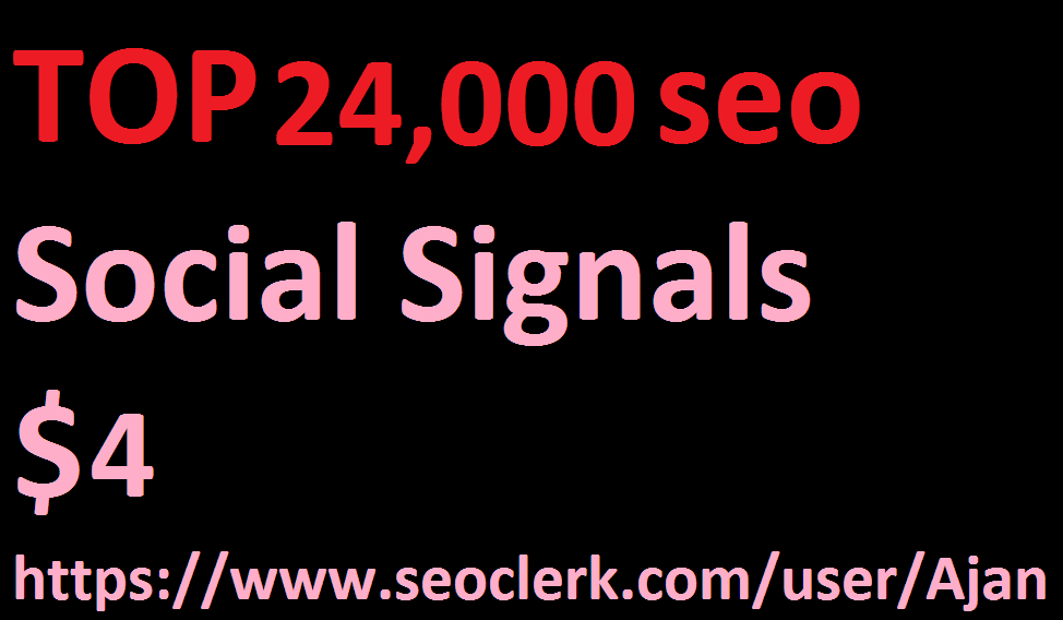 TOP 24,000 pinterest Social Signals to Improve SEO and Boost Ranking.