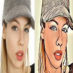 professional draw you a cartoon from your portrait