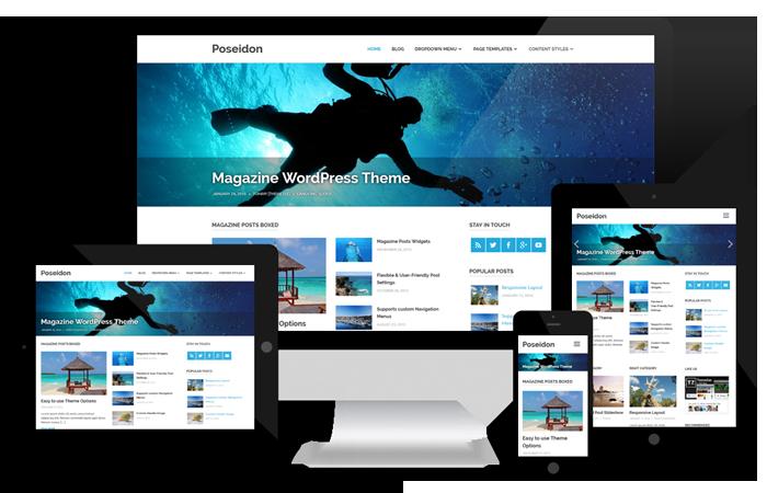 We will host & install a Wordpress website (+ Free SSL)