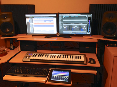 Audio Mastering for broadcast quality