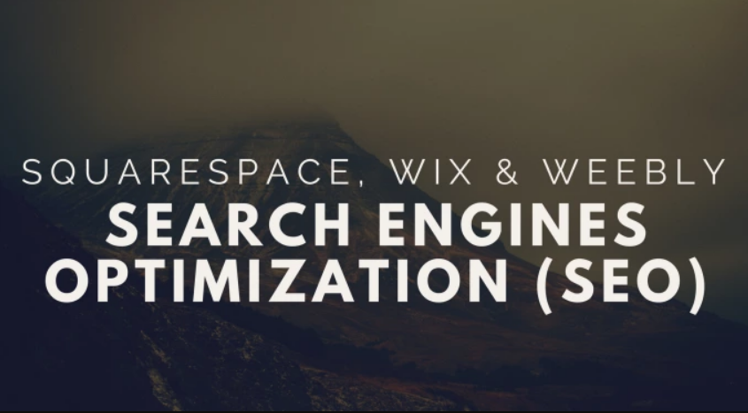 On Site SEO for Squarespace,  Wix,  joomla Or Weebly Site