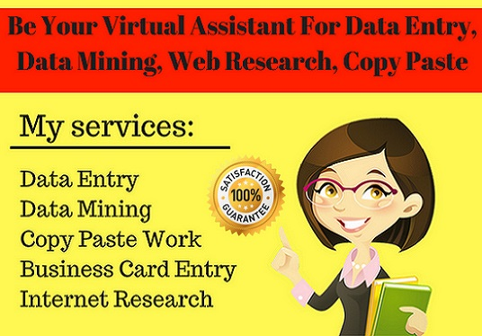 Do Expert Data Entry Work