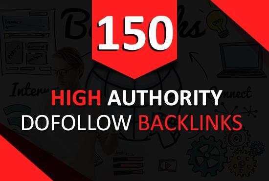 Will Manually Create 150 Dofollow Backlinks