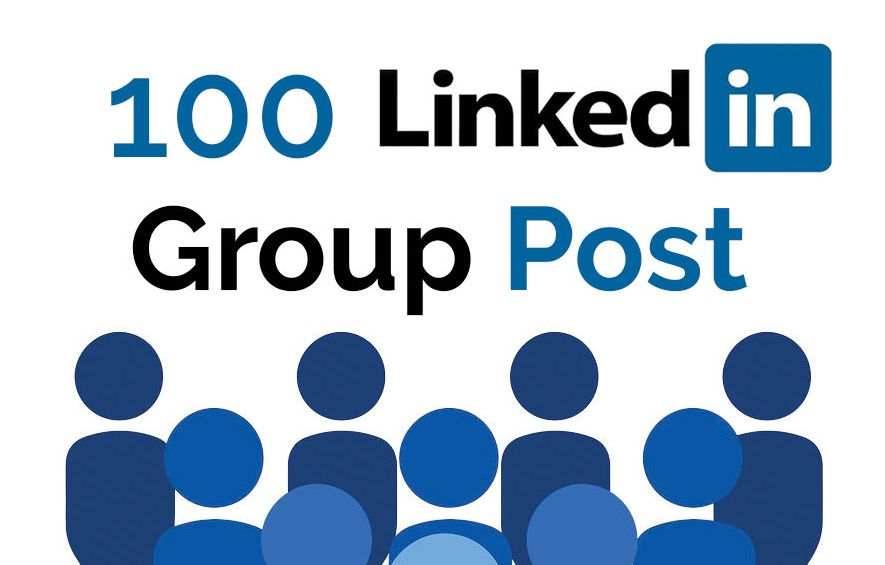 sharer your service in LinkedIn 100 viral Group