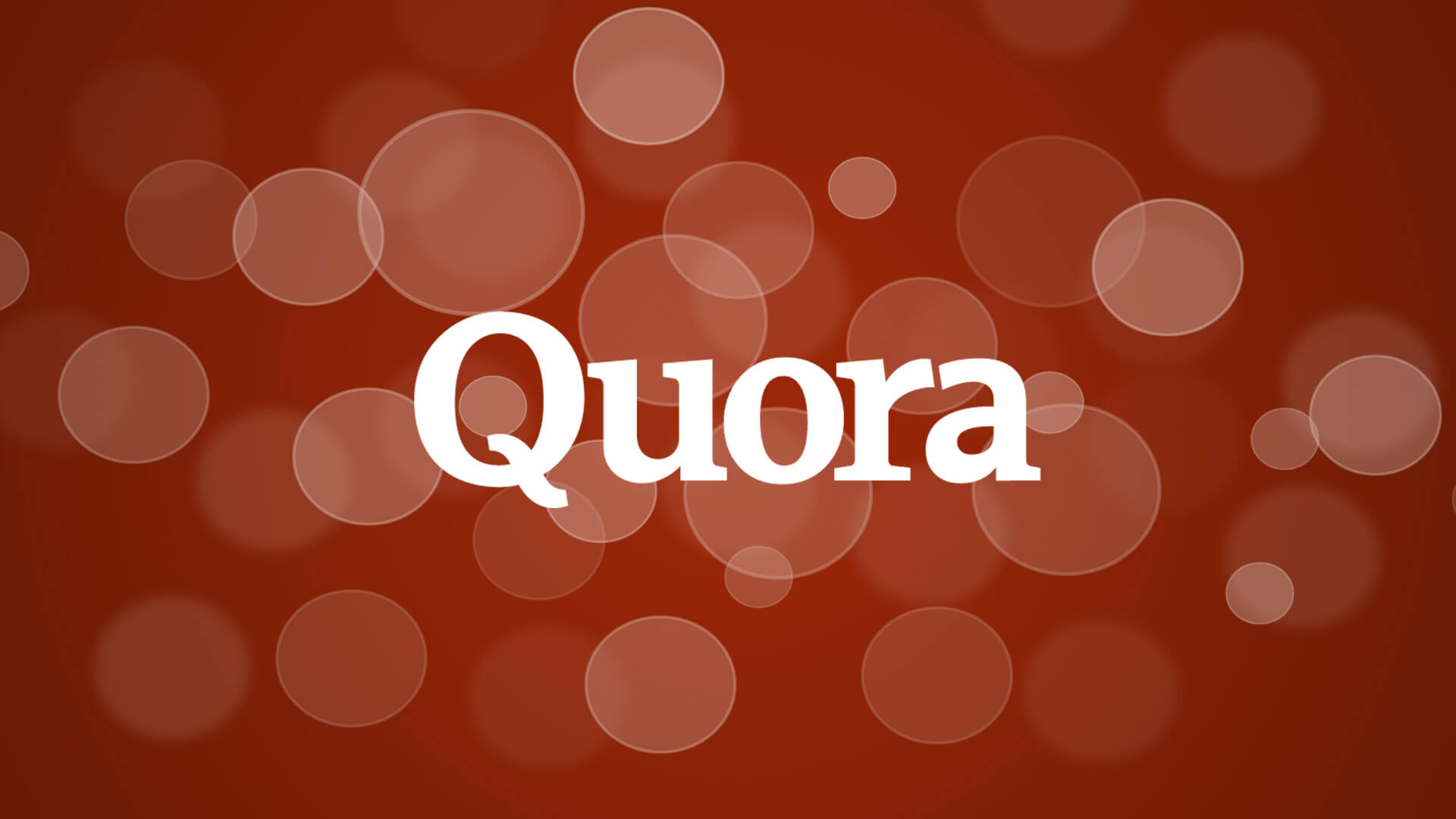 Give you business and keyword related HQ 3 Quora answer