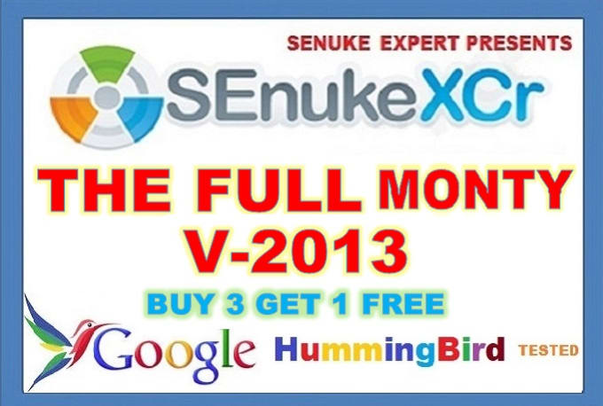 do Senuke Xcr full mony for your money site