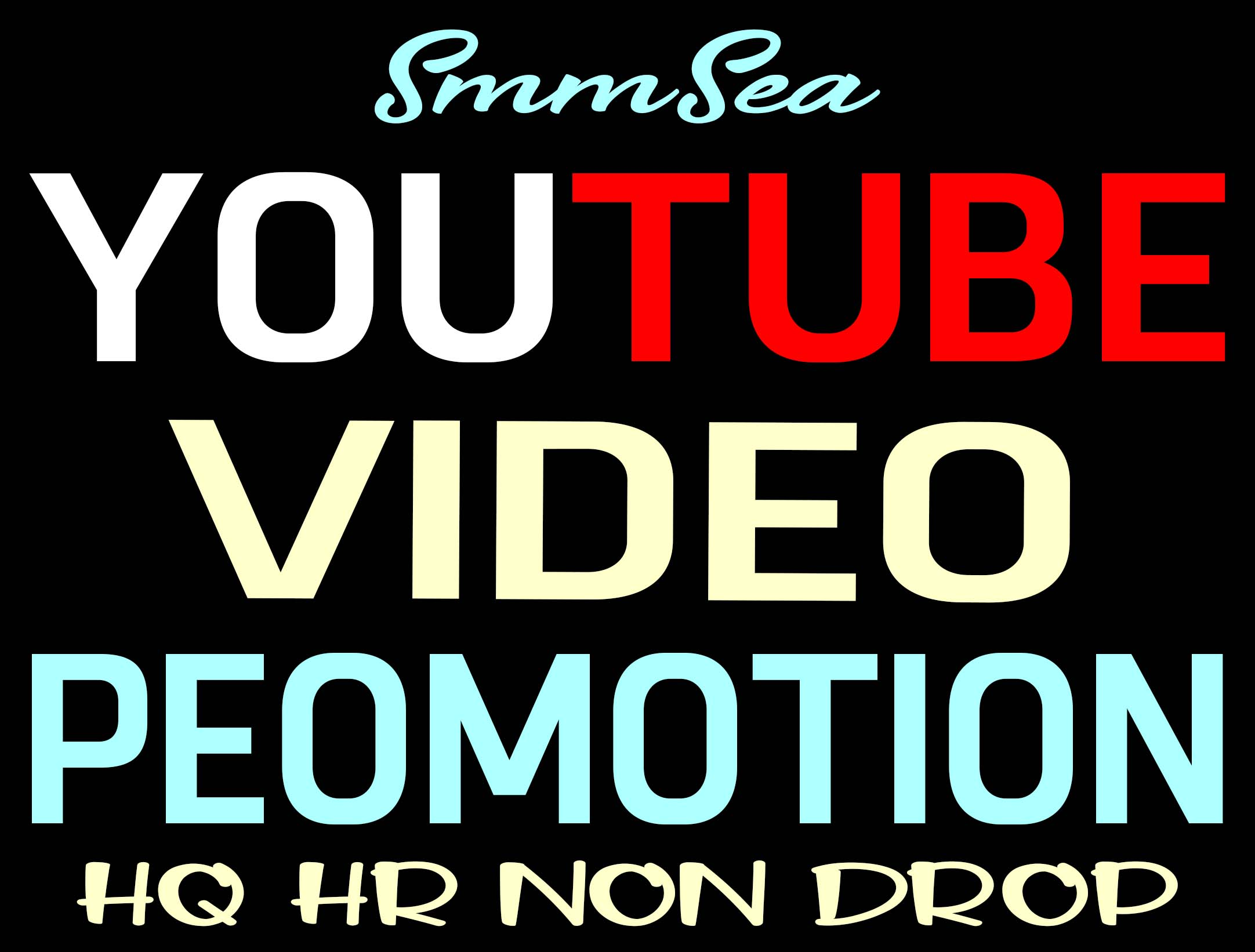 NON DROP YOUTUBE VIDEO PROMOTION INSTANT HIGH QUALITY