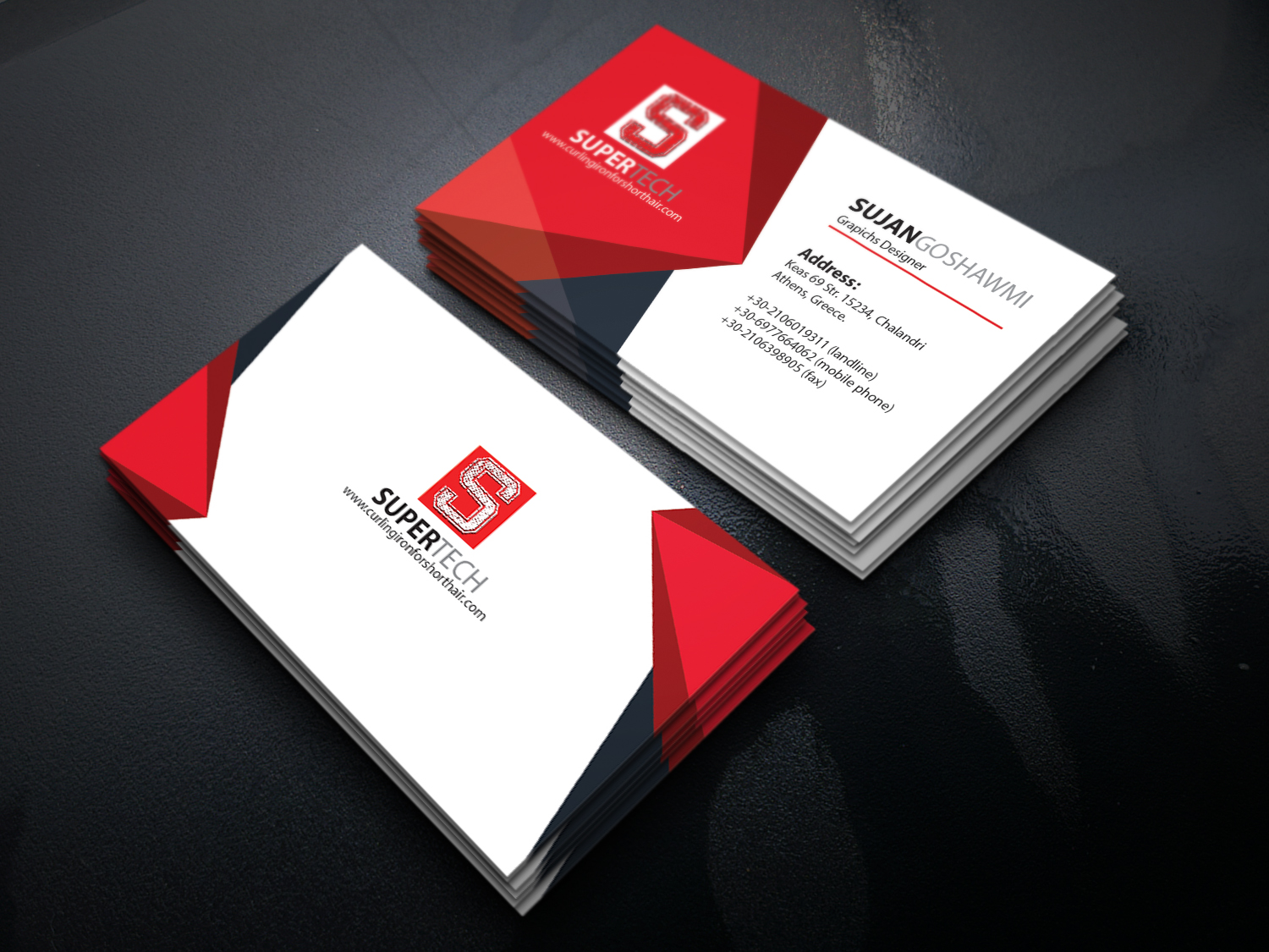 Awesome Business card Design