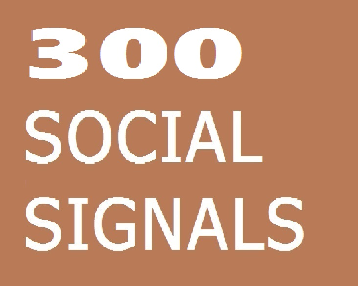 7 PLATFORM 300 SOCIAL SIGNALS SEO BACKLINK BOOKMARK SHARE TO