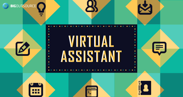 I can be your virtual assistant.