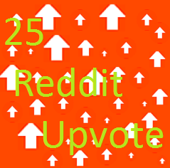 Get High Quality 25 Reddit Upvote Real, Non Drop, S...