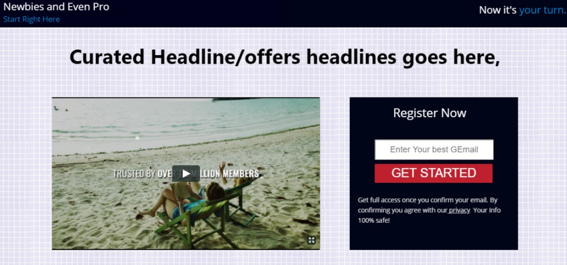 Build High Converting Home business Landing Pages