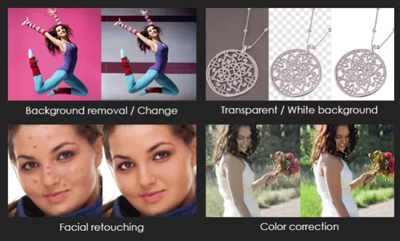 Adobe Photoshop,  background removal