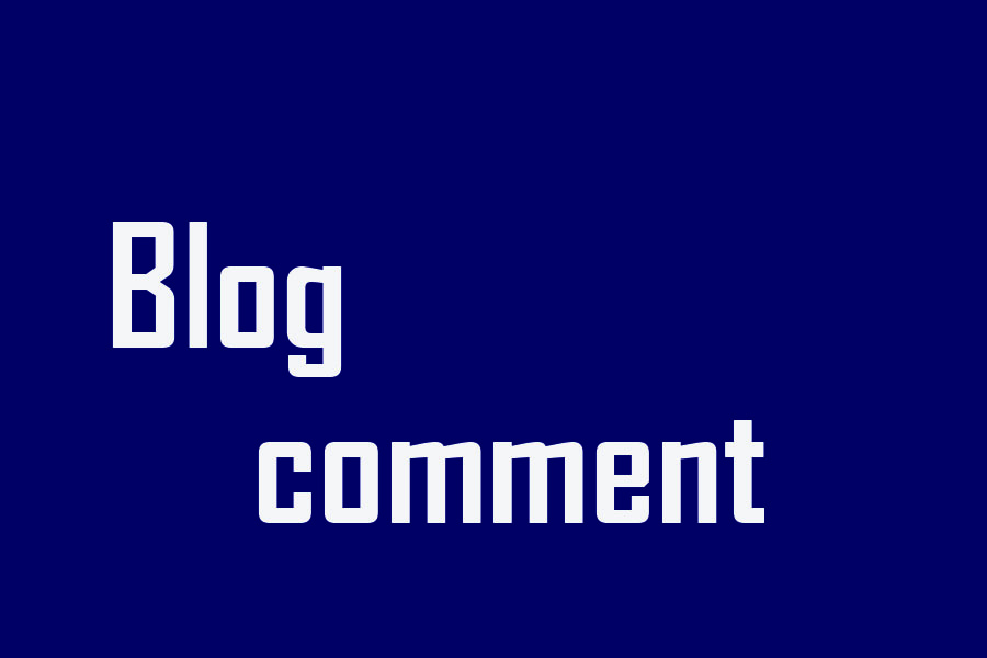 Add 20 niches comment in your affiliate or blog post